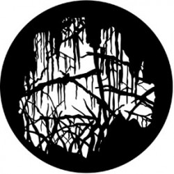 Rosco HD Plastic Gobo - Spooky Wood