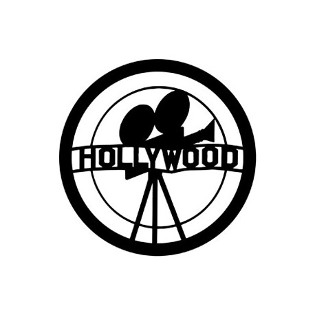 77293 Rosco Hd Plastic Gobo Hollywood
