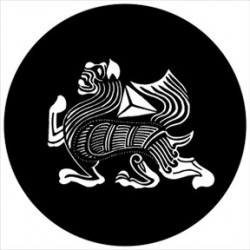 Rosco HD Plastic Gobo - Imperial Dragon
