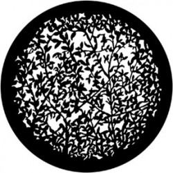 Rosco HD Plastic Gobo - Spring Leaves