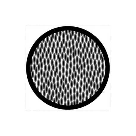 Rosco HD Plastic Gobo - Scales Inverted
