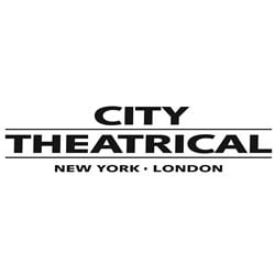 City Theatrical Anderson Connector - Black