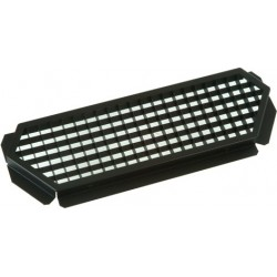 City Theatrical Blast 12 TR Egg Crate Louver - Black