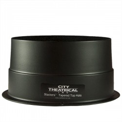 City Theatrical Stackers 6 1/4in. Short Full Top Hat