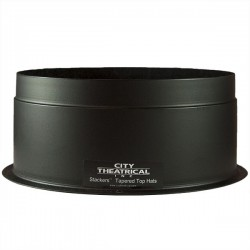 City Theatrical Stackers 7 1/2in. Short Full Top Hat