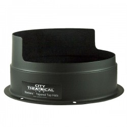 City Theatrical Stackers 7 1/2in. Short Half Top Hat
