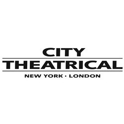 City Theatrical S4 Fresnel 8 Leaf Barndoor - Black