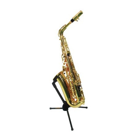 hercules in bell alto saxophone stand stage lighting store. Black Bedroom Furniture Sets. Home Design Ideas
