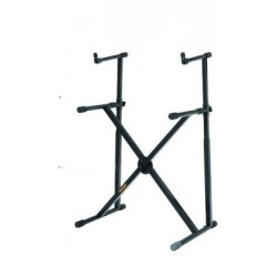Hercules Double Tiered X-Stand