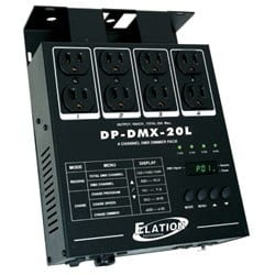 ADJ 4 Channel DMX Dimmer Pack