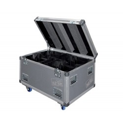 Clay Paky Charging Flightcase for 6-GlowUp Fixtures