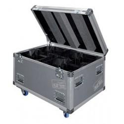 Clay Paky Flight Case for 4 A.LEDA K10