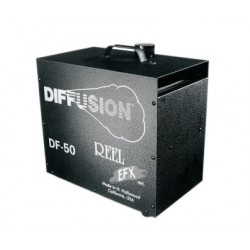 Reel EFX DF-50 Diffusion Hazer - with DMX and Timer Option