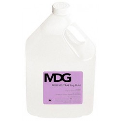 MDG 4-Litres Neutral Fog Fluid - Purple Label