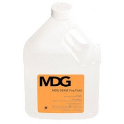 MDG 2.5-Litre Dense Fog Fluid - Orange Label