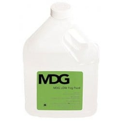 MDG 205-Litre Drum Low Fog Fluid - Green Label