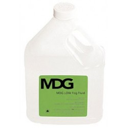 MDG 2.5-Litre Low Fog Fluid - Green Label