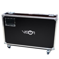 Jands Vista L5 Touring Case with Caster Board