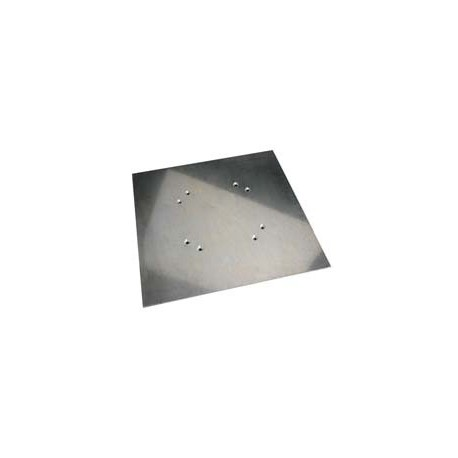 Applied NN Flat Style Floor Plate - 14in. x 14in.