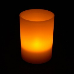 Fortune T-Light with Votive - Flicker
