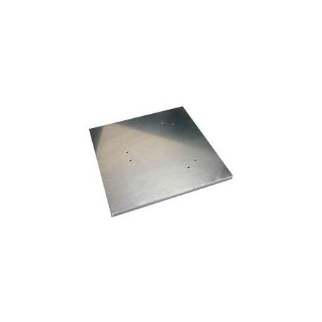 Applied NN Raised Style Floor Plate - 14in. x 14in.