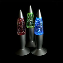 Fortune Mini Glitter Lamp