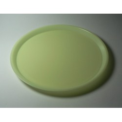 Fortune Glow Serving Tray - Round
