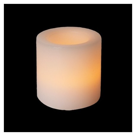Fortune LED Real Wax Votive Candle