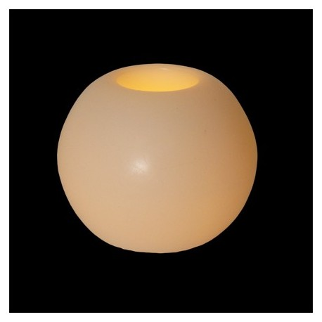 Fortune LED Real Wax Ball Votive Candle