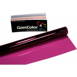 Rosco GamColor 104 Broadway Rose - 20in. x 24in. Sheet