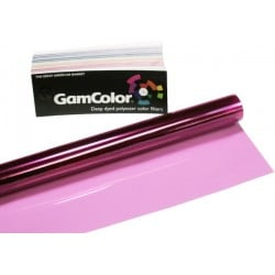Rosco GamColor 105x 3/4 Antique Rose - 20in. x 24in. Sheet
