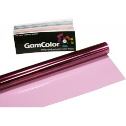 Rosco GamColor 106 1/2 Antique Rose - 20in. x 24in. Sheet