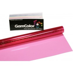 Rosco GamColor 154 Baby Pink - 20in. x 24in. Sheet