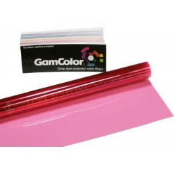 Rosco GamColor 160 Chorus Pink - 20in. x 24in. Sheet