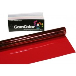 Rosco GamColor 235 Pink Red - 20in. x 24in. Sheet