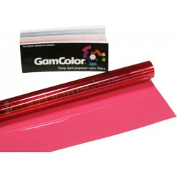 Rosco GamColor 190 Cold Pink - 48in. x 25' Roll