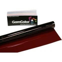 Rosco GamColor 250 Medium Red XT - 48in. x 25' Roll