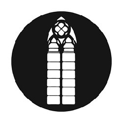 Rosco GAM Steel Gobo - Church Window