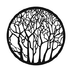 Rosco GAM Steel Gobo - Bare Trees