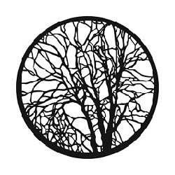 Rosco GAM Steel Gobo - Bare Branches
