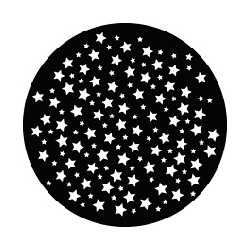 Rosco GAM Steel Gobo - Star Breakup