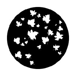 Rosco GAM Steel Gobo - Autumn Leaves