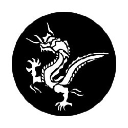 Rosco GAM Steel Gobo - Dragon A