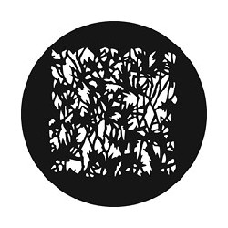 Rosco GAM Steel Gobo - Open Foliage SQ