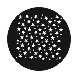Rosco GAM Steel Gobo - Star Breakup SQ