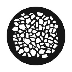 Rosco GAM Steel Gobo - Flagstone-Small