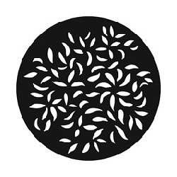Rosco GAM Steel Gobo - Open Leaves