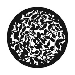 Rosco GAM Steel Gobo - Giant Leaves