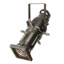Altman Phoenix 10 degree Ellipsoidal - 120V - Black Fixture Body