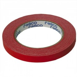 GaffTac Red Spike Tape - 12mm x 25m